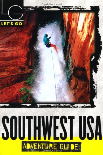 book cover image of Let's Go Southwest USA Adventure Guide