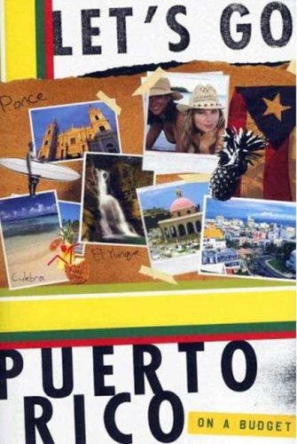 book cover image of Let's Go Puerto Rico