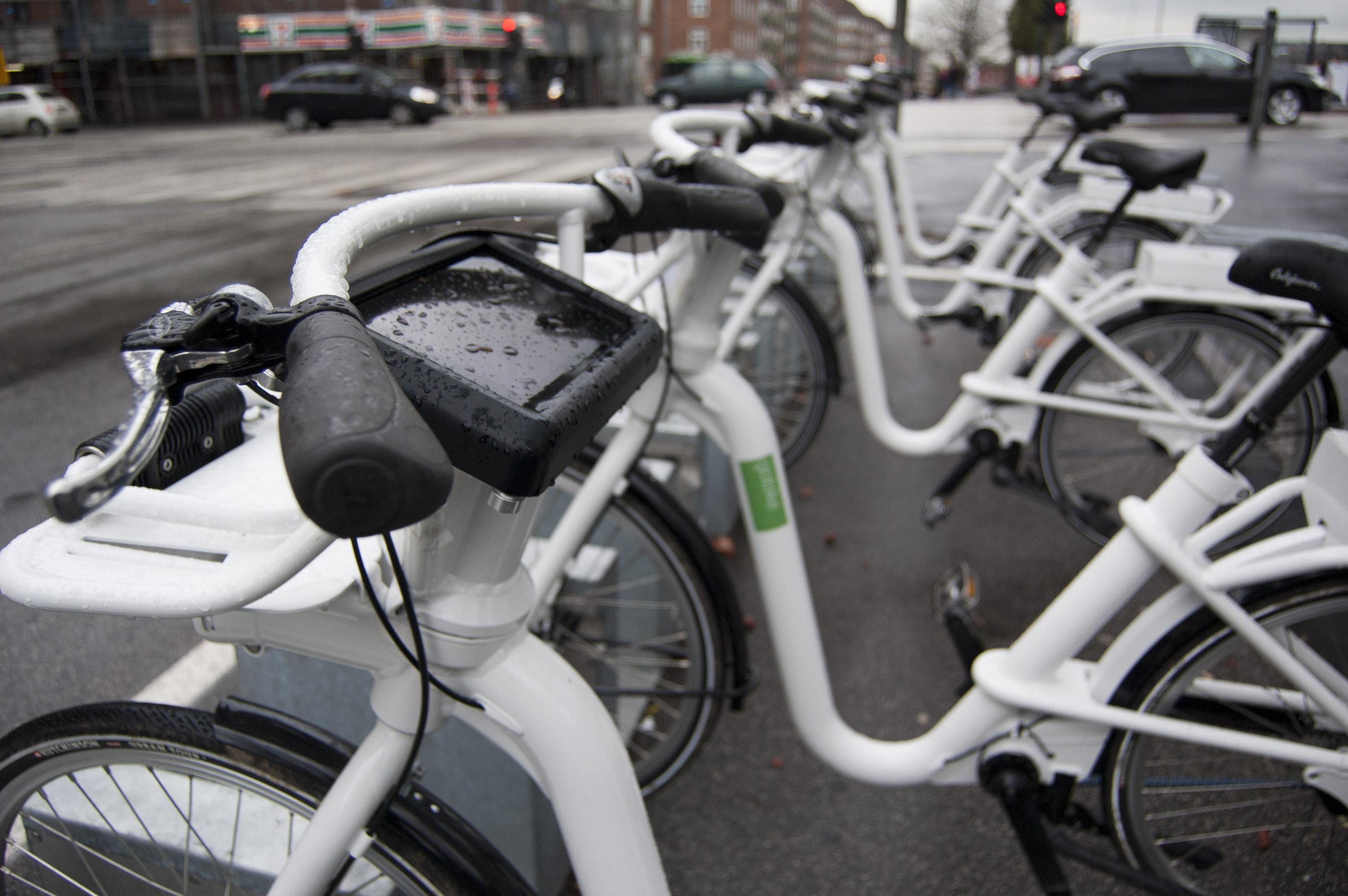 Copenhagen Pioneers Smart Electric Bike Sharing Lucas Laursen